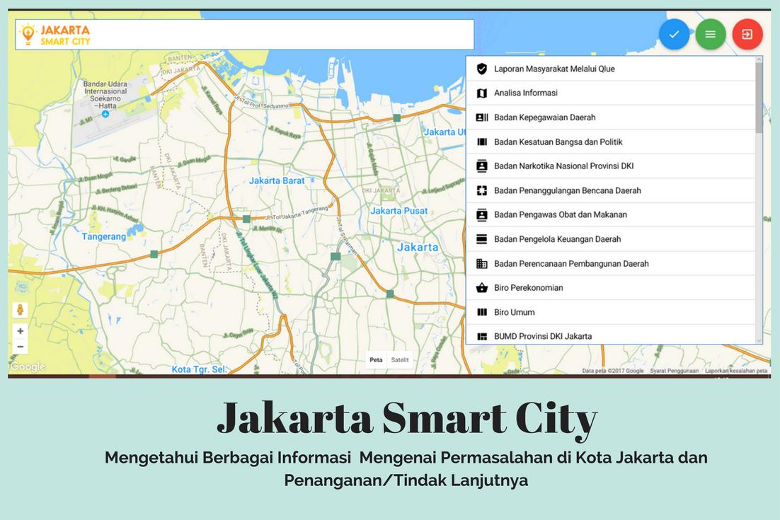 Jakarta Smart City - Ideannisa