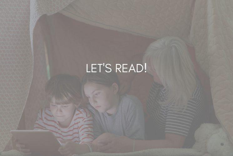 Let's Read Aplikasi Buku Digital Anak